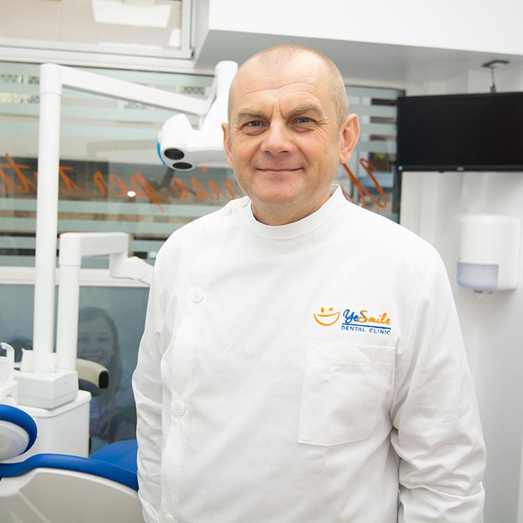 Dr. Volodymyr Chvartatskyy